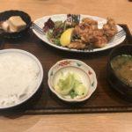 なかよし_                          渋谷ランチで低価格な定食屋 白米のおかわり自由